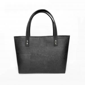 black tote purse - micaela flora