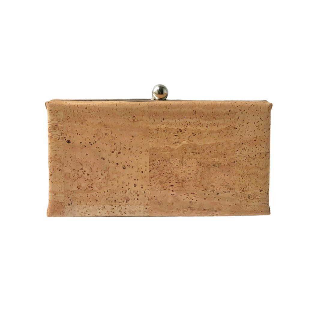 cork ladies purse – Micaela Flora