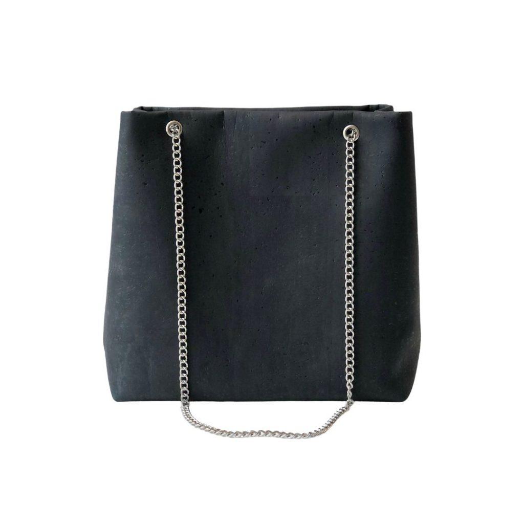 cork handbags - micaela flora