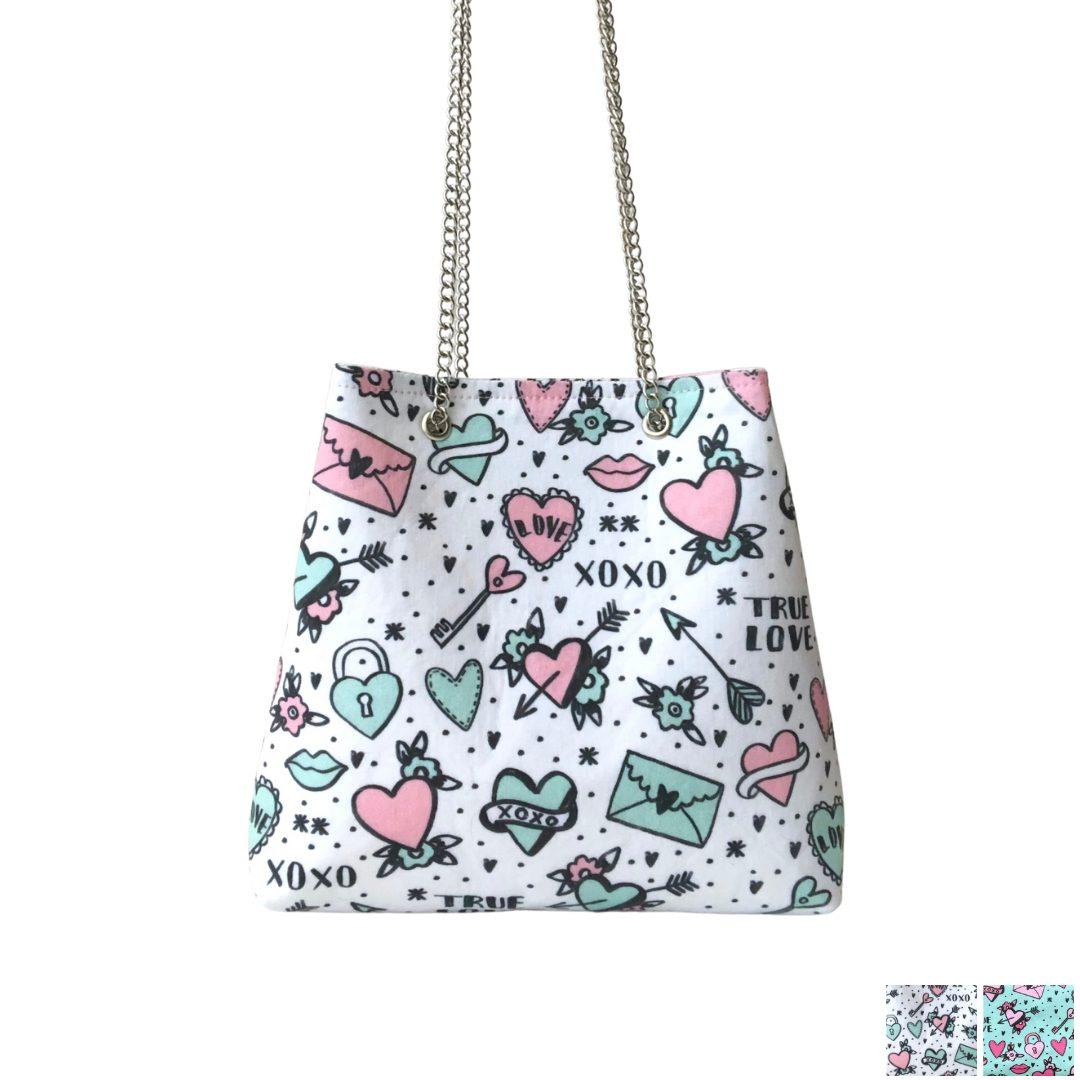 Micaela Flora – Small Tote Bag